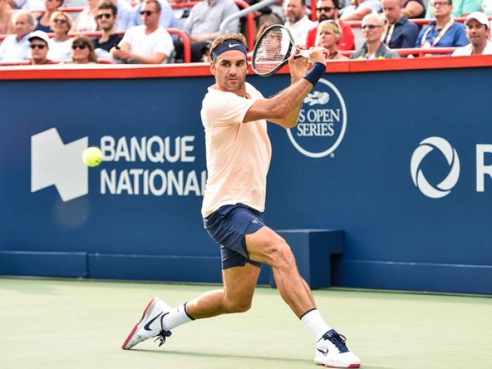 ATP Montreal, il programma dei quarti: Federer sfida Bautista Agut