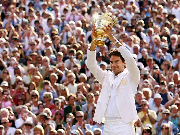 Federer e Wimbledon