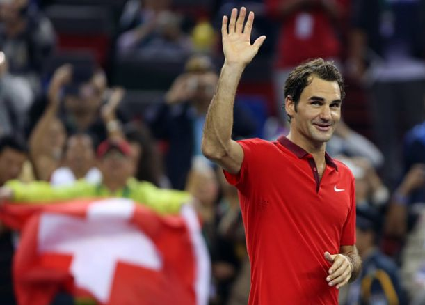 Federer alcanza la excelencia