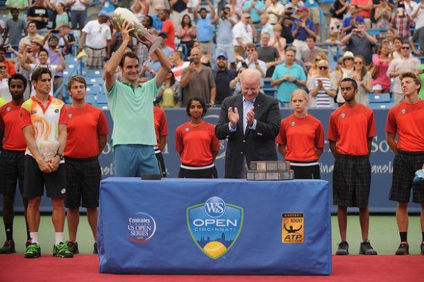 ATP Cincinnati, il re è Federer