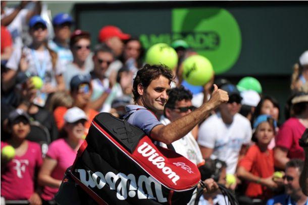 ATP Cincinnati, il programma odierno: in campo Federer e Berdych