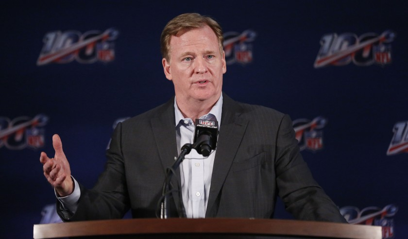 """Roger Goodell responds to player video, admits NFL was """"wrong"""""""