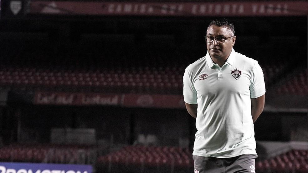 Roger Machado pondera empate no Morumbi e destaca exibições individuais do Fluminense