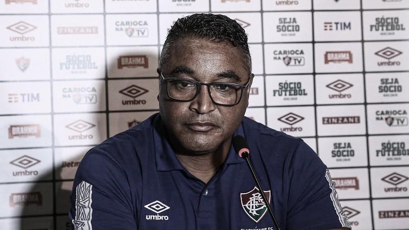 Após empate em clássico, Roger aponta desequilíbrio dos setores no Fluminense
