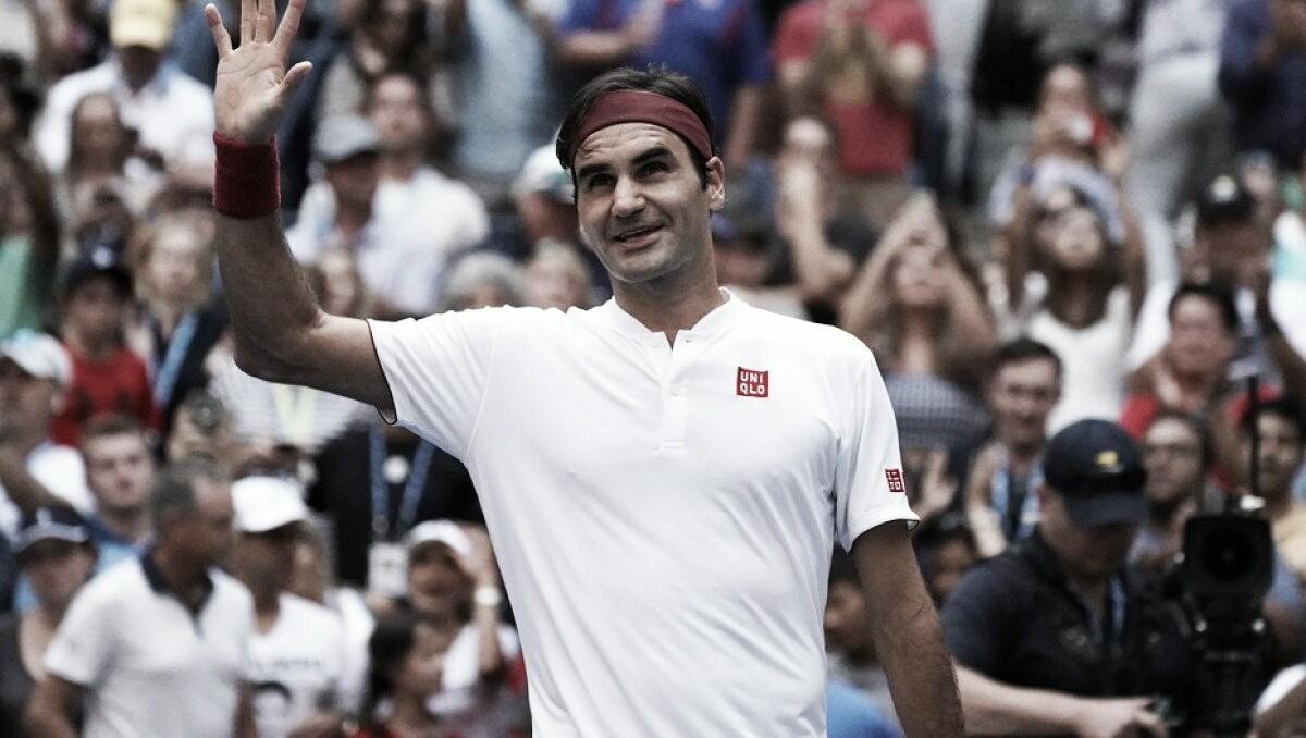 Federer derrotó a Kyrgios y ya está en octavos del US Open