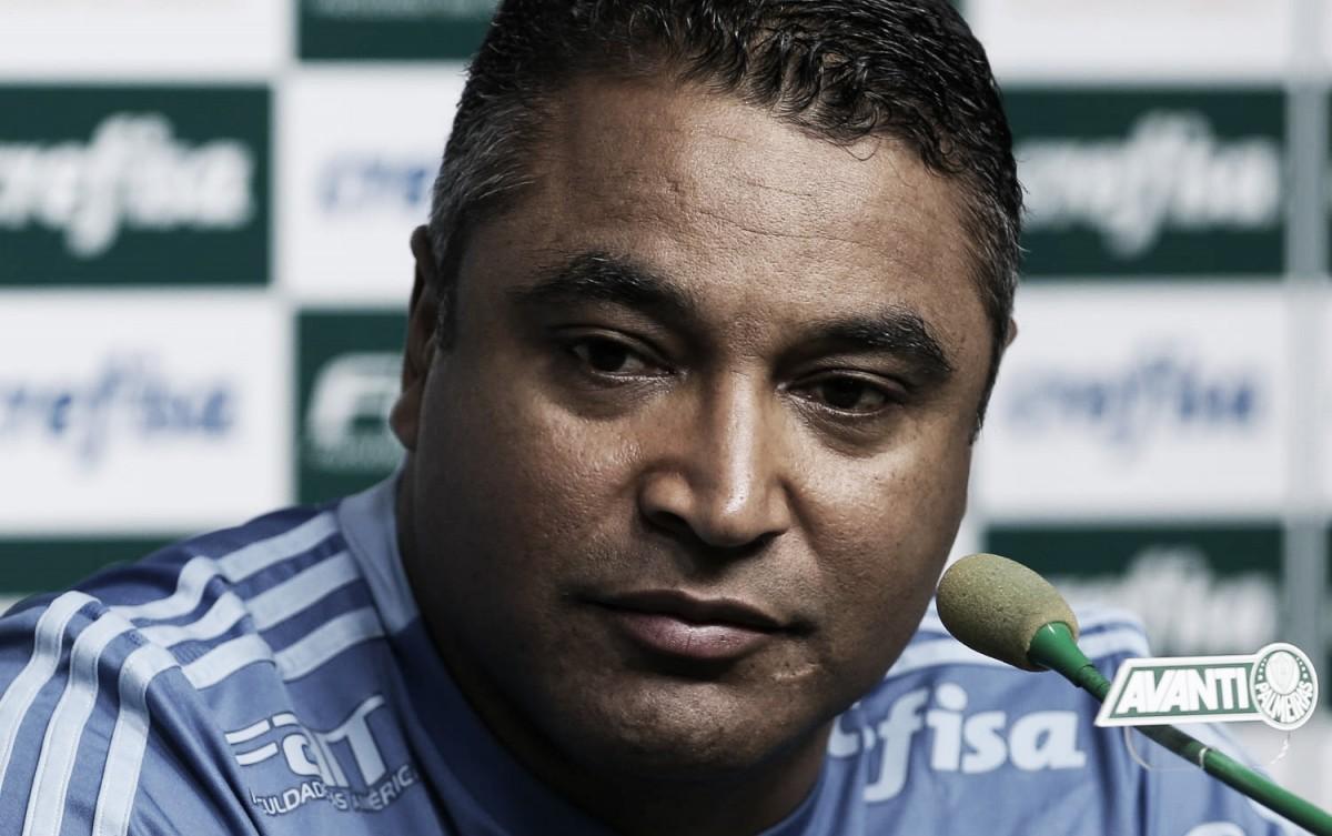 """Roger Machado lamenta derrota no Derby: """"Não conseguimos colocar em prática nosso jogo"""""""