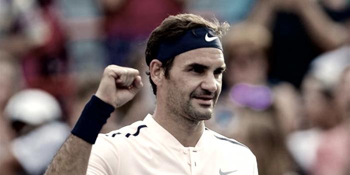 Federer arrolla una vez más a Bautista