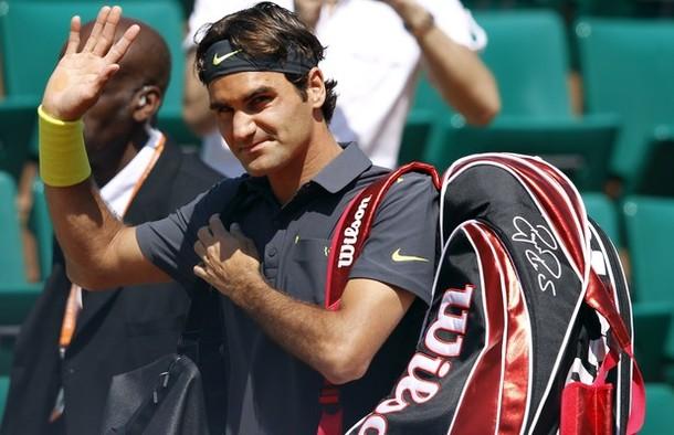 Parigi, buon esordio per Federer e Seppi