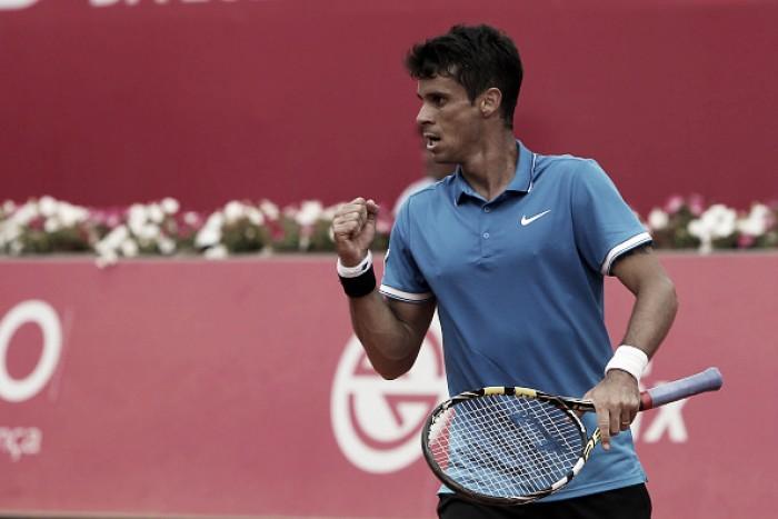 Com Rogerinho, lista de tenistas da Olimpíada é anunciada