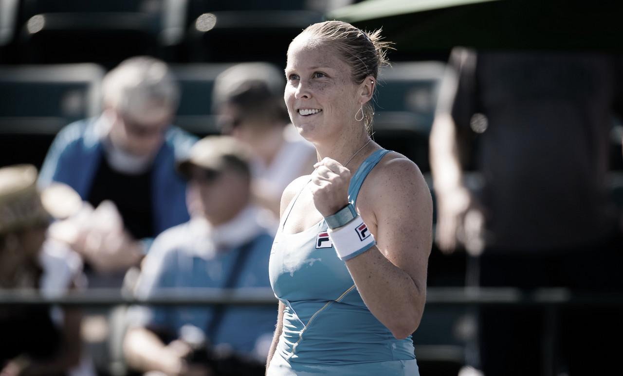 Rogers surpreende, vira para cima de Fernandez e vai às quartas do WTA 1000 de Indian Wells