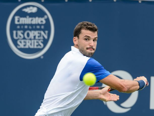 Grigor Dimitrov To Work With Johan Ortegren For The Rest Of The Year