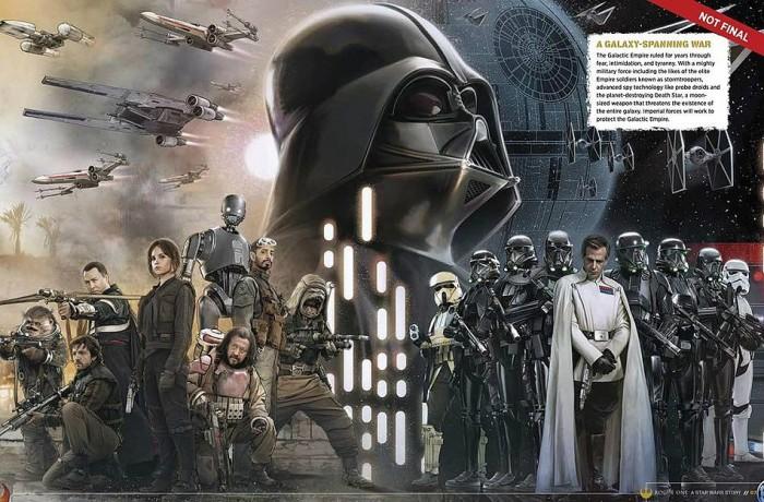 Darth Vader retorna em Rogue One: Uma História Star Wars