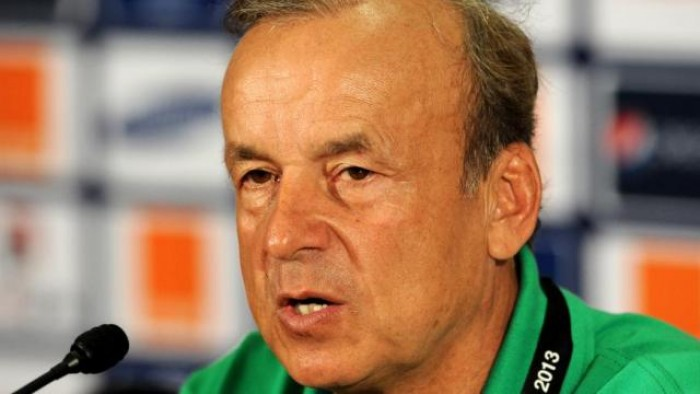 Gernot Rohr signs 2-year contract as Super Eagles' Technical Adviser