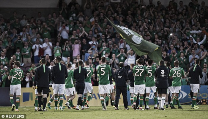 Republic of Ireland announce Euro 2016 squad