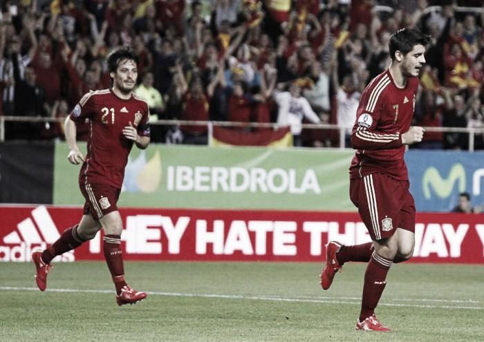 Italia-Spagna, la Roja verso Udine tra punti fermi e novità