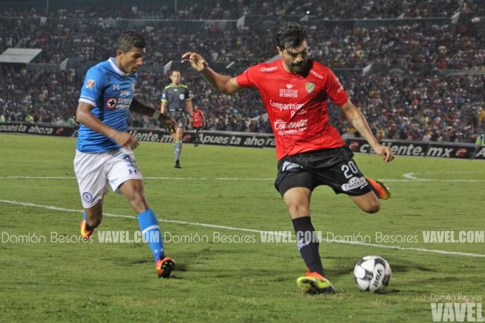 Fotos e imágenes del Chiapas 0-3 Cruz Azul de la novena jornada de la Liga MX
