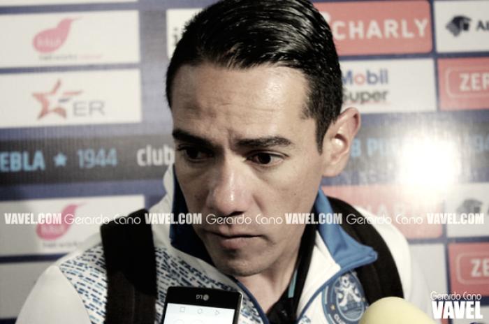 """Oscar Rojas: """"El equipo no deja de pelear"""""""