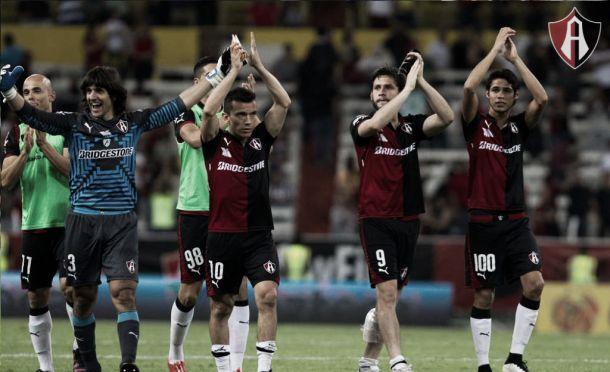 Rojinegros, contentos por el triunfo frente a León