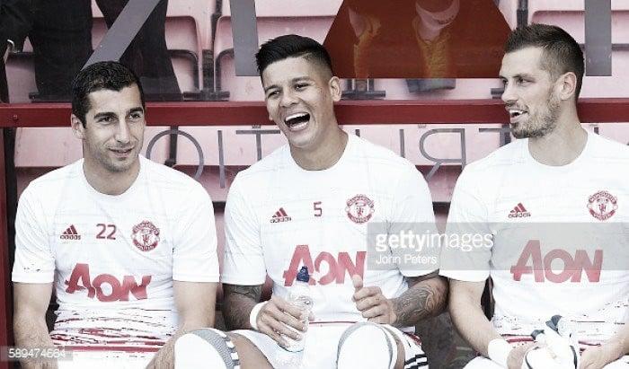 Marcos Rojo insists he has future under Jose Mourinho