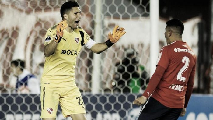 Así llega el Rojo: mente en la Sudamericana