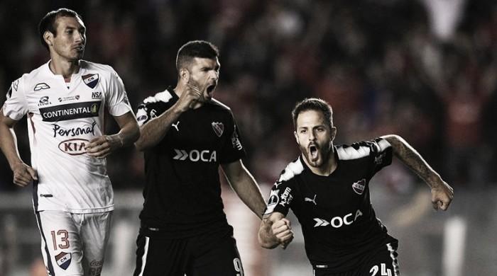 Independiente se clasificó a la semifinal de la Sudamericana