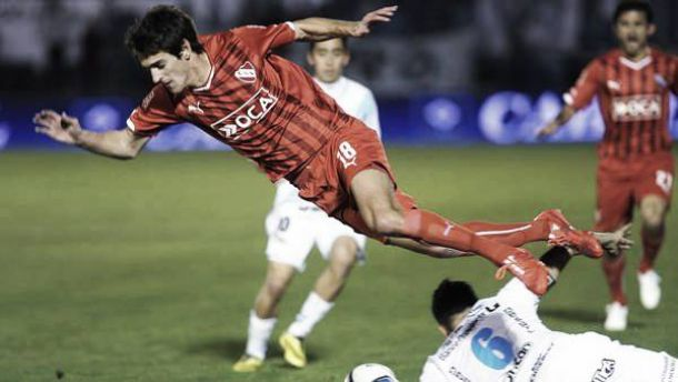 """Temperley - Independiente Puntajes del """"Rojo"""""""