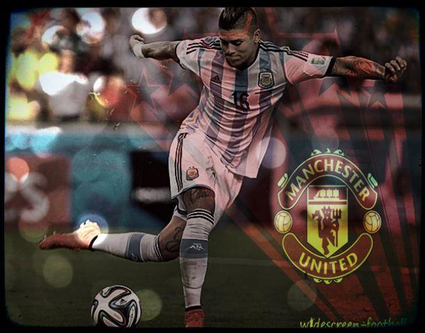 Marcos Rojo vai ser jogador do Manchester United