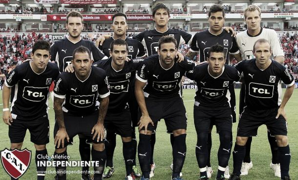 Independiente: B Nacional 2013/2014