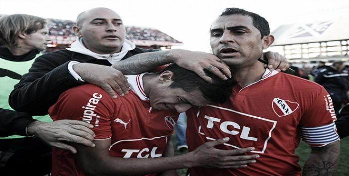 Último antecedente en el Libertadores de América: Ese maldito momento
