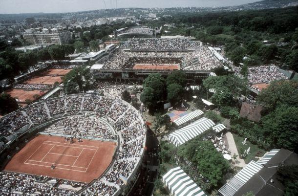 Análise da chave de Roland Garros