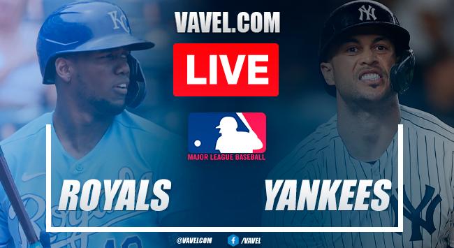 Highlights and runs: Kansas City Royals 6-5 New York Yankees in 2021 MLB