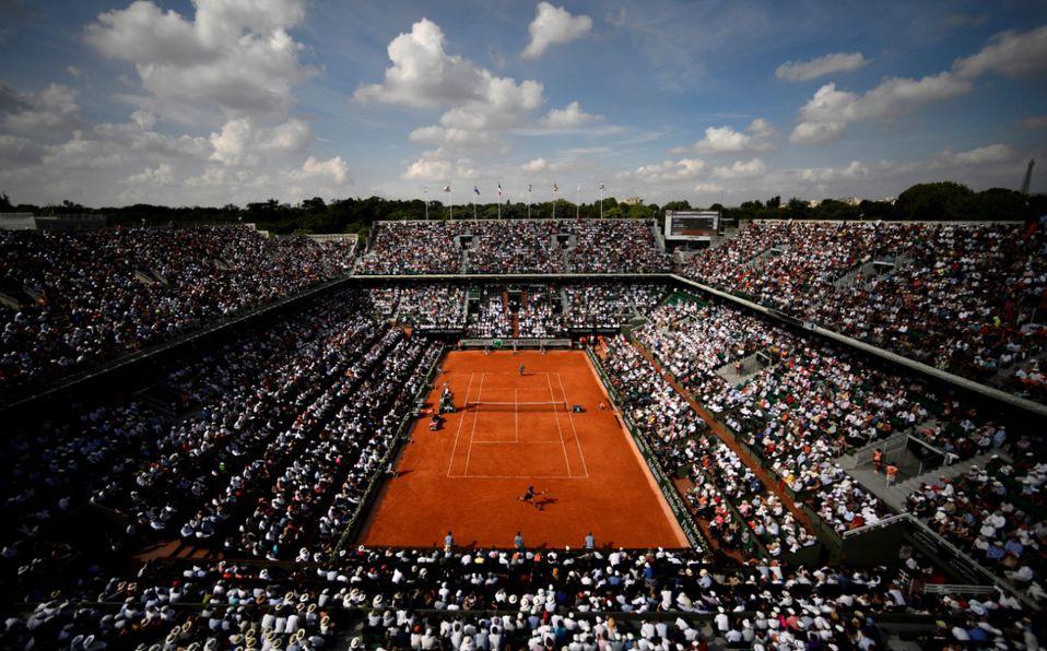 Roland Garros baja el aforo diario a 5000 espectadores