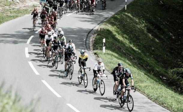 Resultado de la tercera etapa del Tour de Romandía 2015