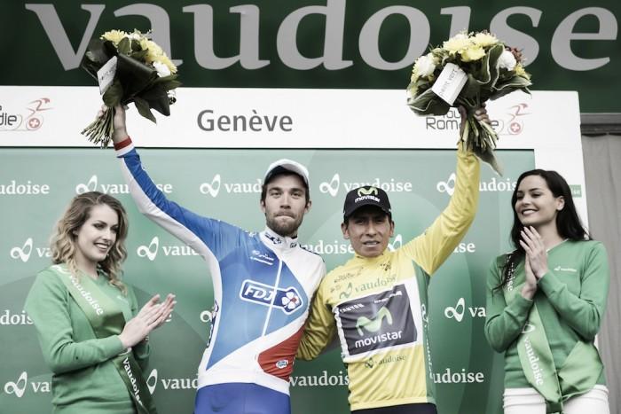 Giro di Romandia, vittoria finale di Nairo Quintana. Ultima tappa ad Albasini