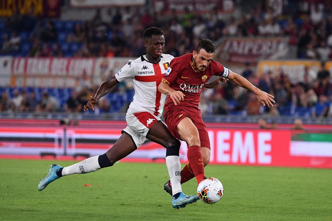 Serie A - Kouamé riprende definitivamente la Roma: all'Olimpico è 3-3 col Genoa