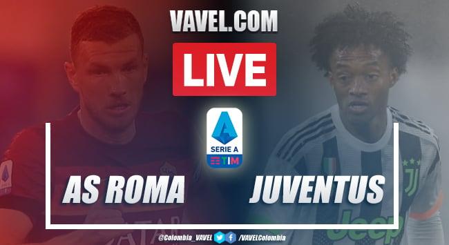 AS Roma vs Juventus EN VIVO: transmisión online por la Serie A