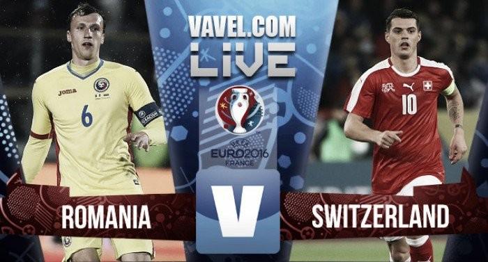 Risultato live Romania-Svizzera, vantaggio Romania su rigore, pareggia Mehmedi. Diretta Euro 2016 (1-1)