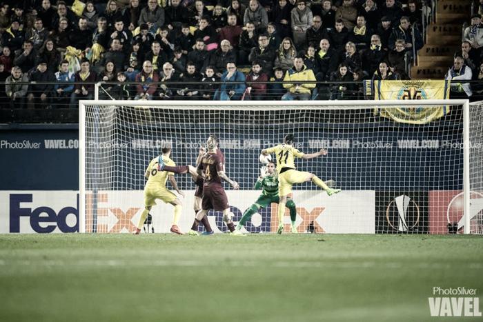 Villarreal CF 0 -4 AS Roma: Puntuaciones
