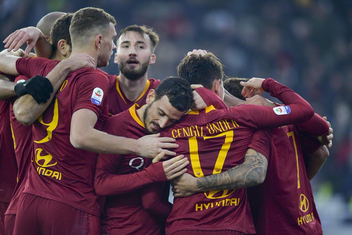 Roma, dopo i tre punti di Parma si ricomincia a respirare