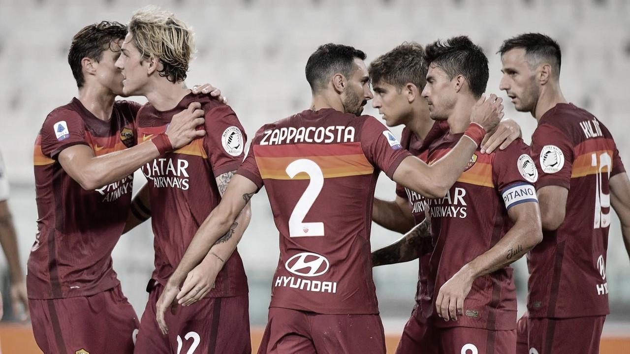 Roma vira para cima da campeã Juventus na última rodada da Serie A