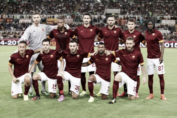 AS Roma 2014/15: la imposible pero imprescindible mejora