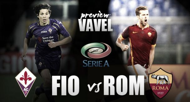 Fiorentina look to continue great start against Roma
