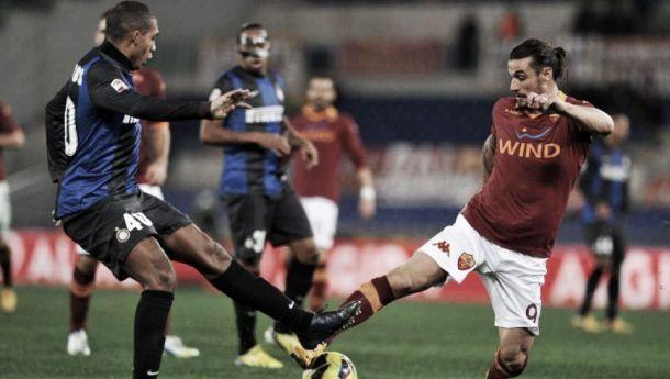 Les buts de AS Rome - Inter