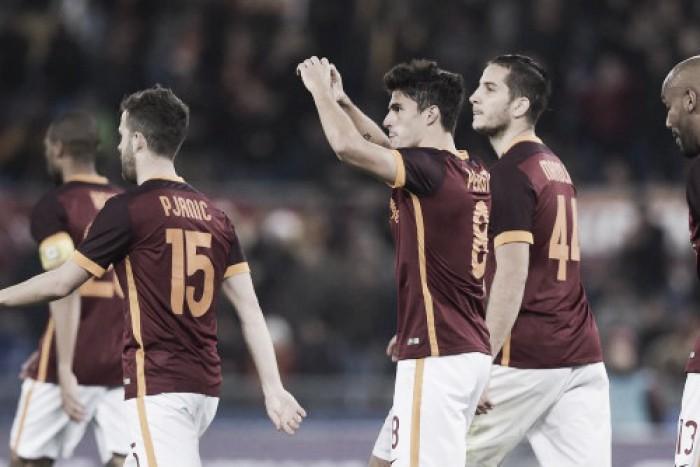 """Pjanic spaventa la Roma, mentre Perotti assicura: """"Vogliamo il terzo posto"""""""