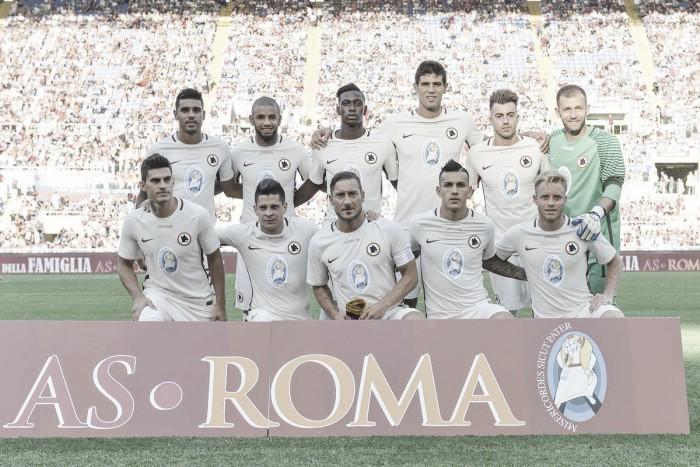 """Roma, con il San Lorenzo prova di 4-2-3-1. Spalletti: """"Contento della rosa a disposizione"""""""