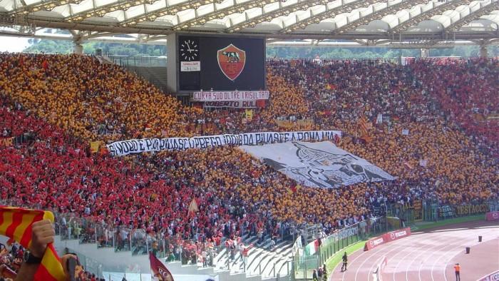 Totti, De Rossi e Florenzi ai tifosi: