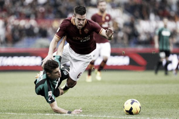 Roma vs Sassuolo: Can the Giallorossi close the gap at the top to one point?