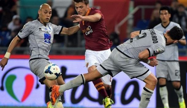 Live Roma - Atalanta in risultato partita Serie A (1-1)