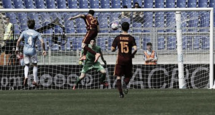 Lazio 1-4 Roma: Late Roma surge seals crucial derby win