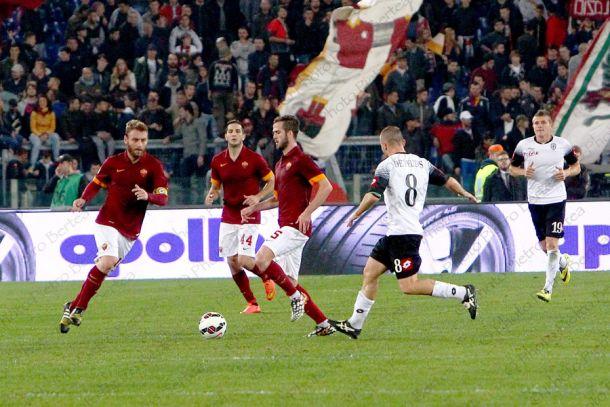 Live Cesena - Roma, diretta risultato partita Serie A (0-1)